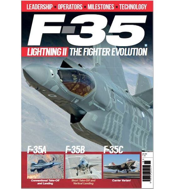 F-35 Lightning II - The Fighter Evolution  9781912205479
