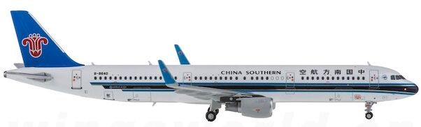 A321 (China Southern) B-8640 with sharklets  81005