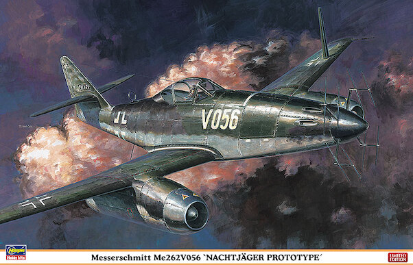 Messerschmitt Me262V-056 Nightfighter Prototype (one time delivery)  2408237