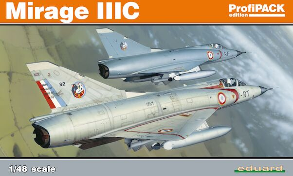Mirage IIIC Profipack (French Air Force, Israeli AF, South African Air Force)  8103
