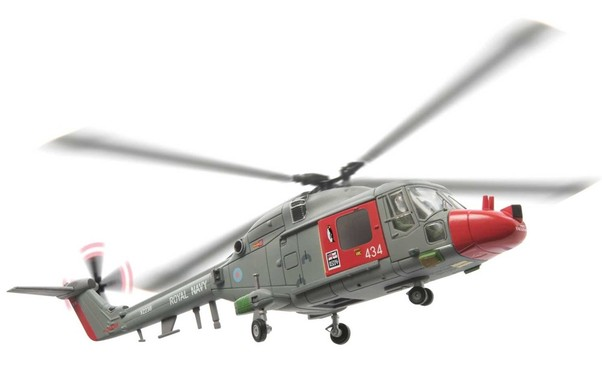 Westland Lynx HAS 3 (ICE), XZ238/434 assigned to HMS Endurance, 2002  AA39007