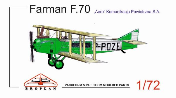 Farman F.70 (Polish Air Lines