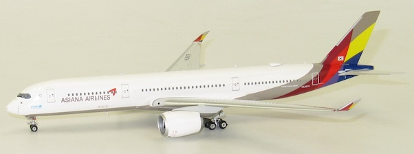 A350-900 (Asiana Airlines) HL8078  11372