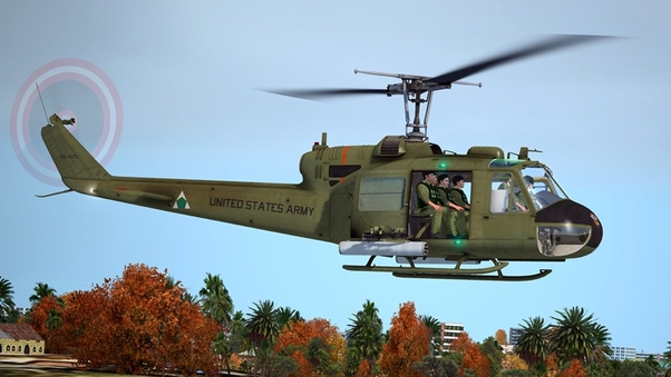 UH-1C / UH-1H Huey Redux (Download Version)  148699-D
