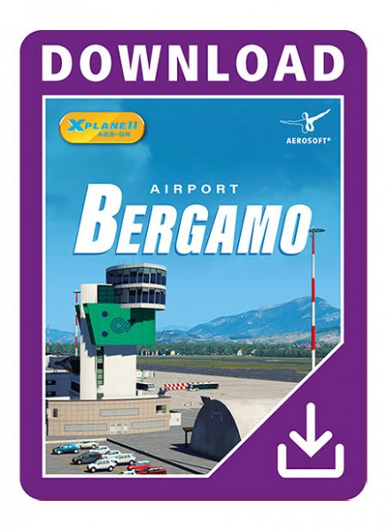 Airport Bergamo XP (Download Version)  AS14559-D
