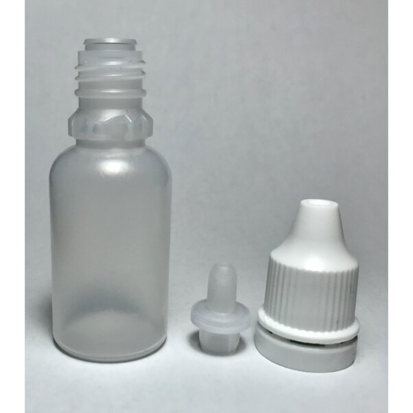 Plastic Bottles for Paint (6x  17ml Bottles)  MRP-Bottles