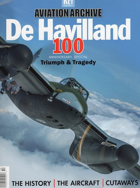 Aviation Archive - De Havilland 100 Anniversary Special: Triumph & Tragedy  978191329522620