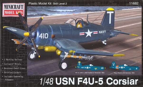 Vought F4U-5 Corsair (US Navy)  11682