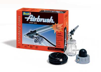 Airbrush Spray Gun Standard Class single action  39101