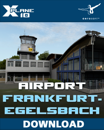 Airport Frankfurt-Egelsbach (Download Version for Xplane)  13920-D
