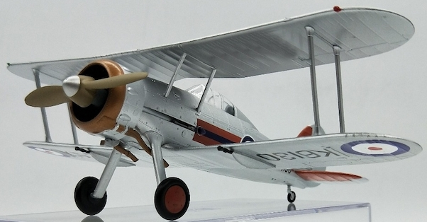 Gloster Gladiator Mk1 Royal Air Force 1938  EM39322