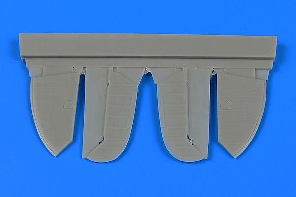 Supermarine Spitfire Mk.IX Elevator control surfaces (early version) (Eduard)  7349