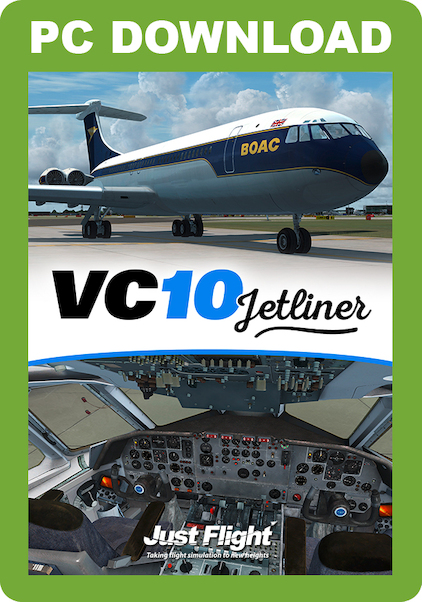 VC10 Jetliner (download version)  J3F000238-D