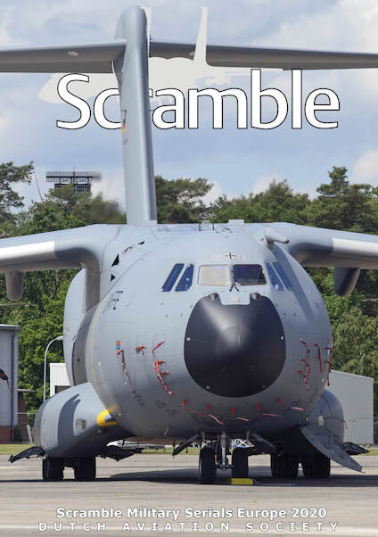 Scramble Military Serials: Europe 2020  SMS2020