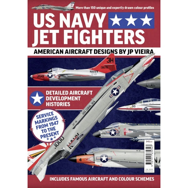 US Navy Fighters  9781911639343