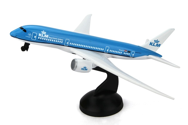 Single Plane for Airport Playset (KLM 787)  KLM6264G