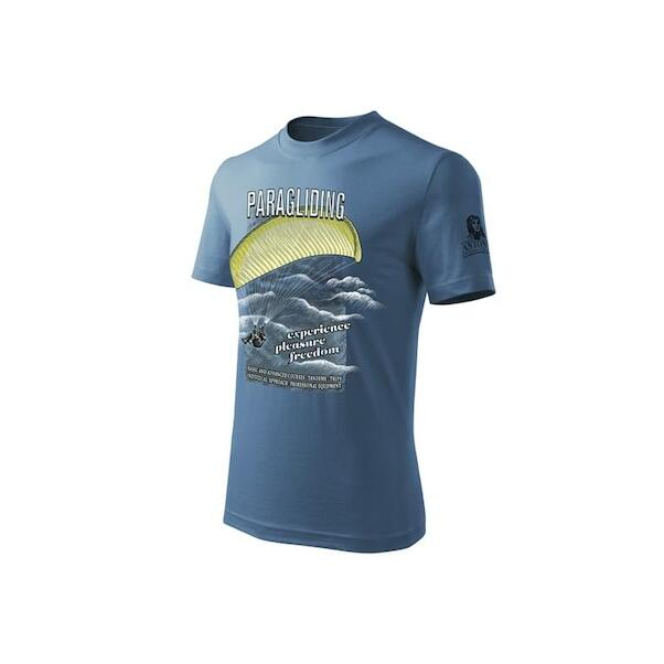T-Shirt with Paragliding  ANT-PARAGLIDING-MAIN