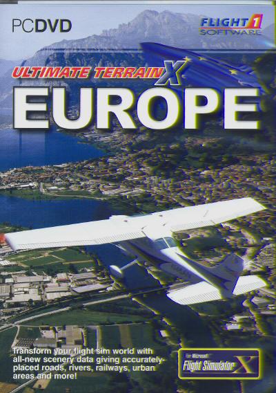 Ultimate Terrain X Europe (Flight 1 5060094400884)