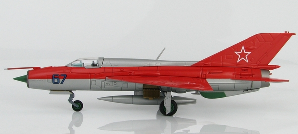 MIG21PFM (Soviet Air Force,