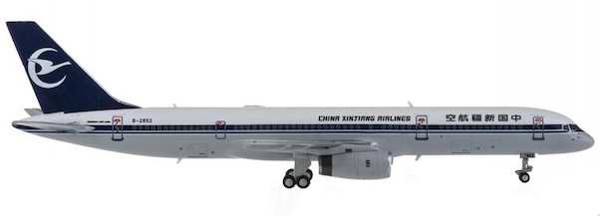 b757 200 china xinjiang airlines b 2852 aviationmegastore com