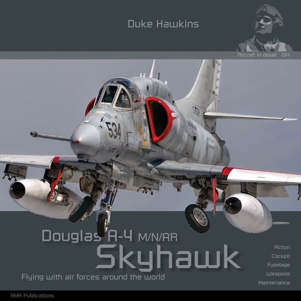 Douglas A4 Skyhawk, Flying with Air Forces around the World  9782931083048