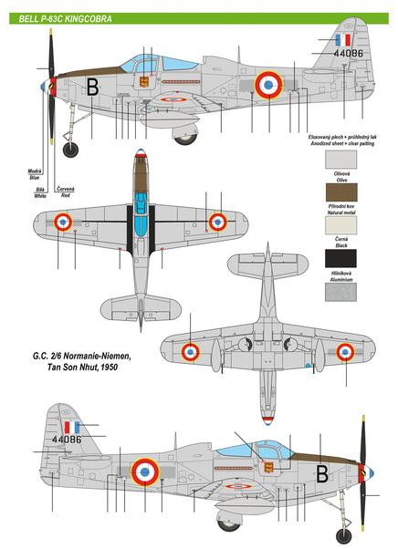 Excellent Bell P 63C Kingcobra French Af Aviationmegastore Com Wiring Digital Resources Remcakbiperorg