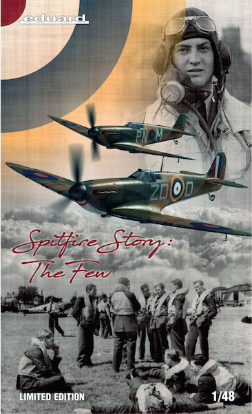 The Spitfire Story (Two kits included)  (BACK IN STOCK!)  11143