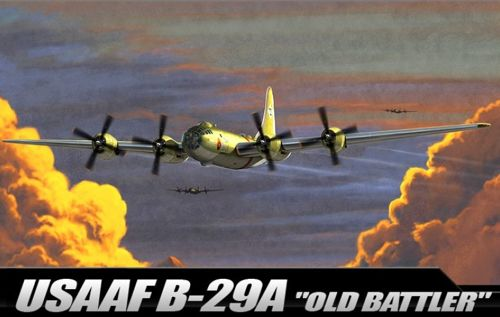 Boeing B29A Superfortress
