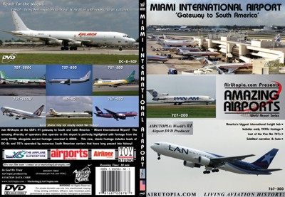 Miami International Airport 'Gateway to South America'  1932544941