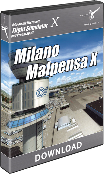 Milano Malpensa X (Download version)  13878-D