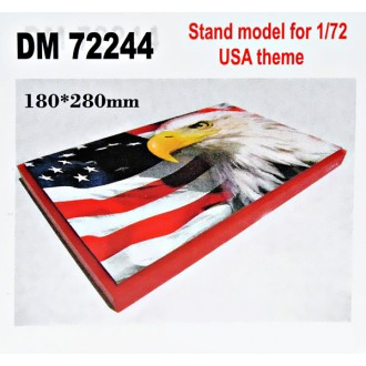 Stand model USA Theme 180mm x 240mm  DM72244