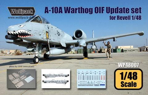 A10A Warthog OIF Update set (Revell)  WP48007