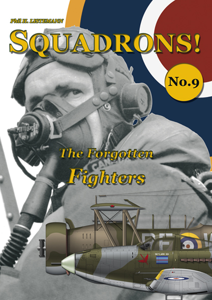 Squadrons! No 9 : The Forgotten Fighters  9782918590576
