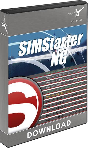 SIMstarter NG (download version) (Aerosoft 13765-D)