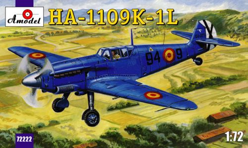 Hispano HA-1109K-1L  72222