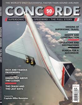 Concorde Supersonic Speedbird - The Full Story  9781911276661