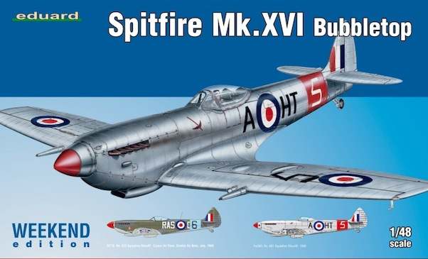 Spitfire Mk XVI Bubbletop (Weekend edition)  84141