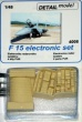 F-15 Eagle Electronic set  4008