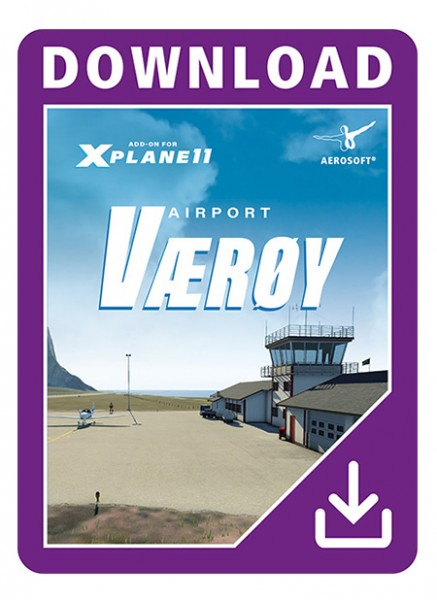 Airport Vaeroy XP (Download Version)  14279-D