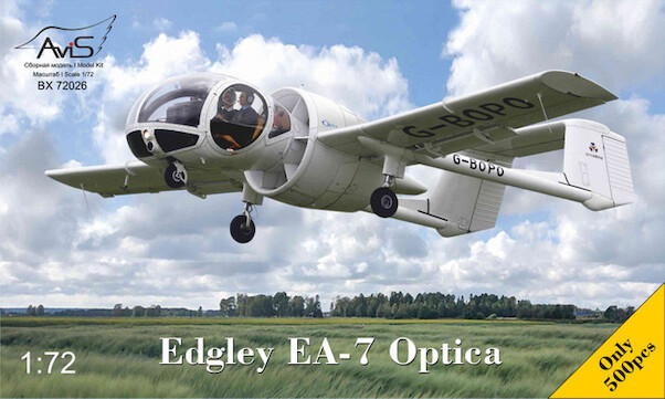 Edgley EA-7A Optica  BX72026