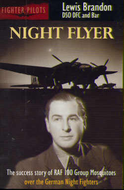 Night Flyer, the Succes story of RAF100 Group Mosquitoes  0907579779