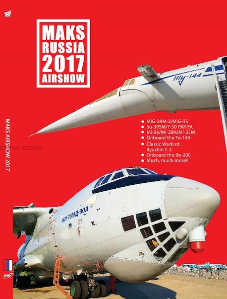 MAKS Russia 2017 Airshow  0096962101275