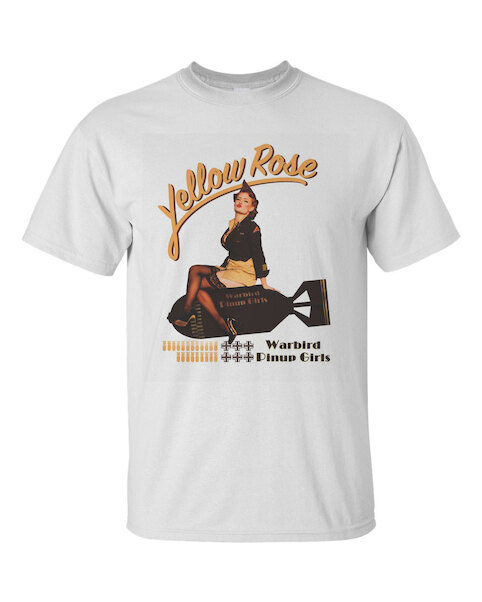 Yellow Rose Adult t-shirt Light tan X-Large  YELLOW XL tan