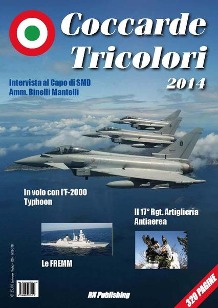 Coccarde Tricolori 2014, Yearbook of the Italian Military Forces  9788895011073