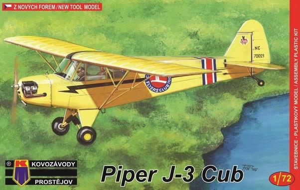 Piper J3 Cub (Civil) (Kovozávody Prostejov KPM7242)
