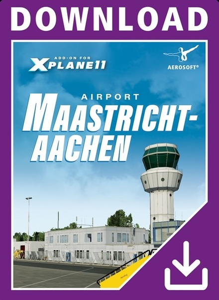 Airport Maastricht-Aachen XP (Download Version)  AS14003-D