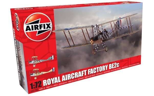 Royal Aircraft Factory Be2c (Reissue)  02104