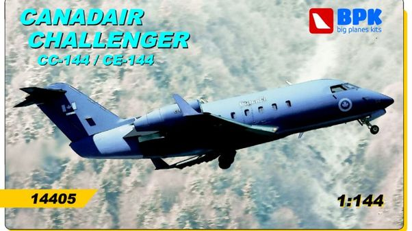 Canadair Challenger CC-144/CE-144 (2 kits included)  BPK14405