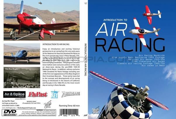 Introduction to Air Racing  0096962101190