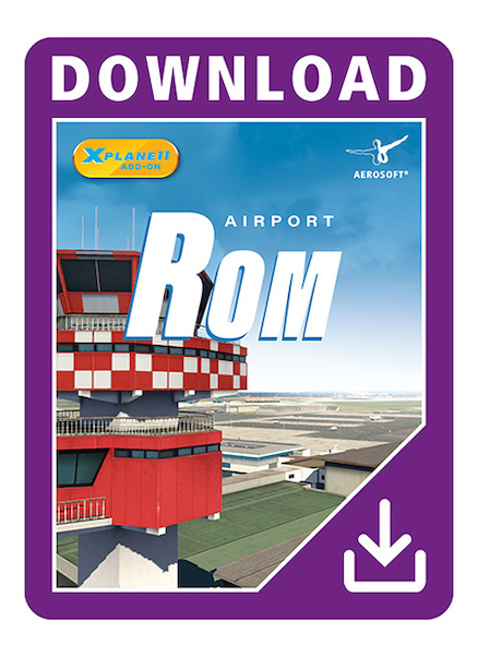 Airport Rome XP ( Download version)  AS14341-D